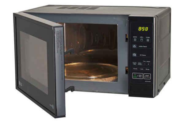 LG Grill oven