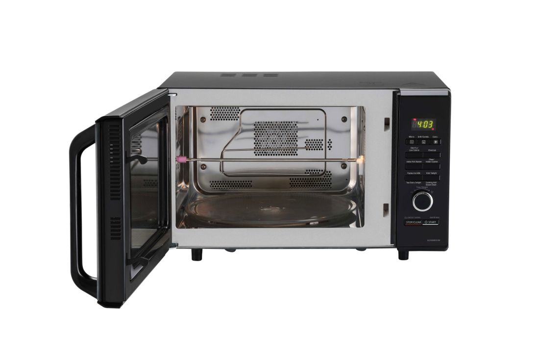 Lg 28 Litres All In One Microwave Oven Mj2886bwum