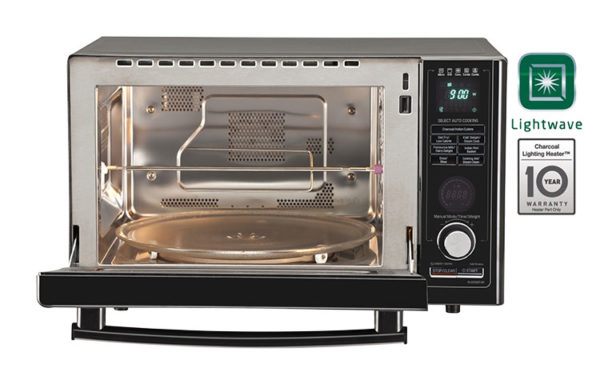 Lg 32 Litres All In One Microwave Oven Mj3286bfum