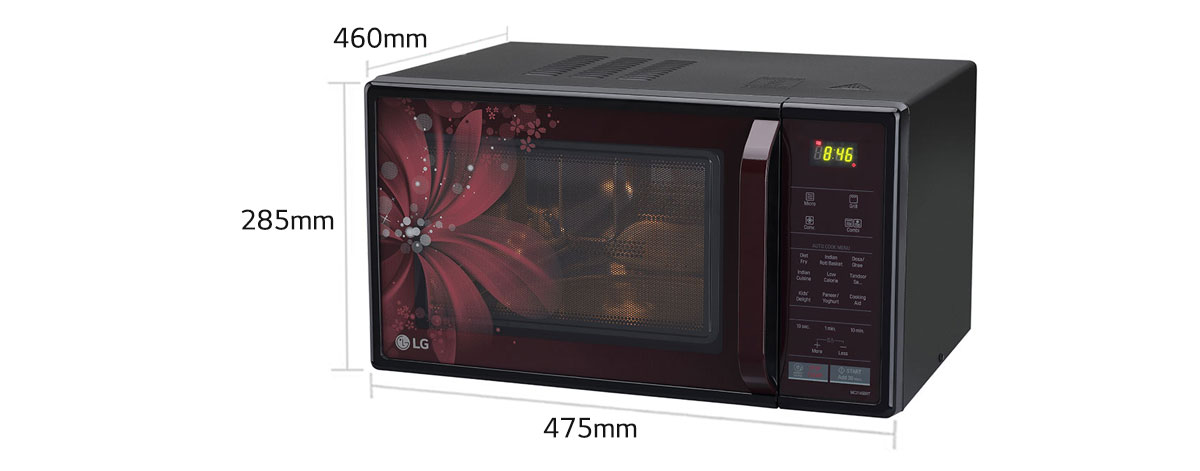 LG 21 litres oven