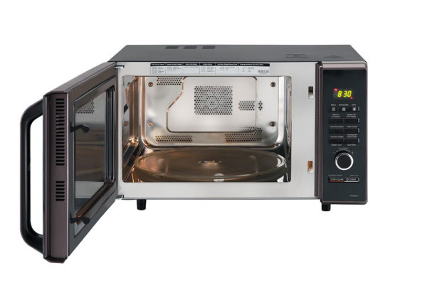 LG 28 litres Microwave Oven with Diet Fry and 251 Auto cook Menu