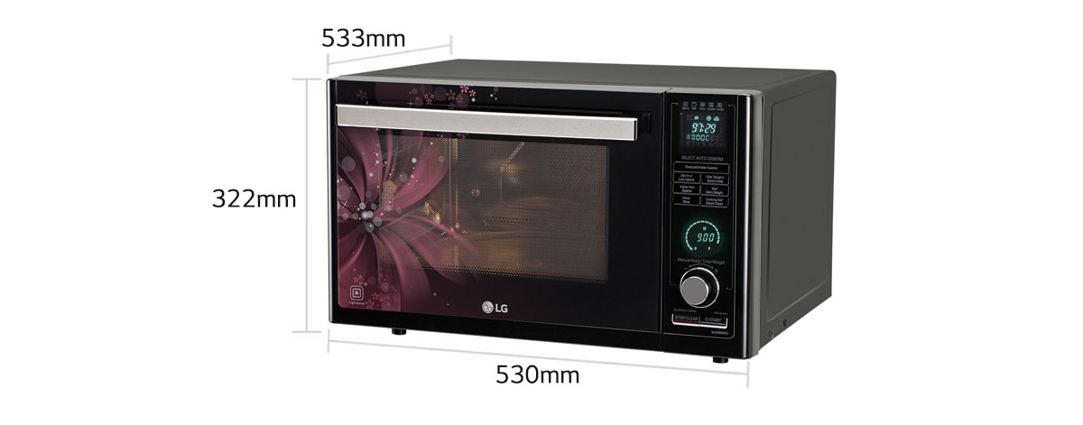 Lg 32 Litres All In One Microwave Oven